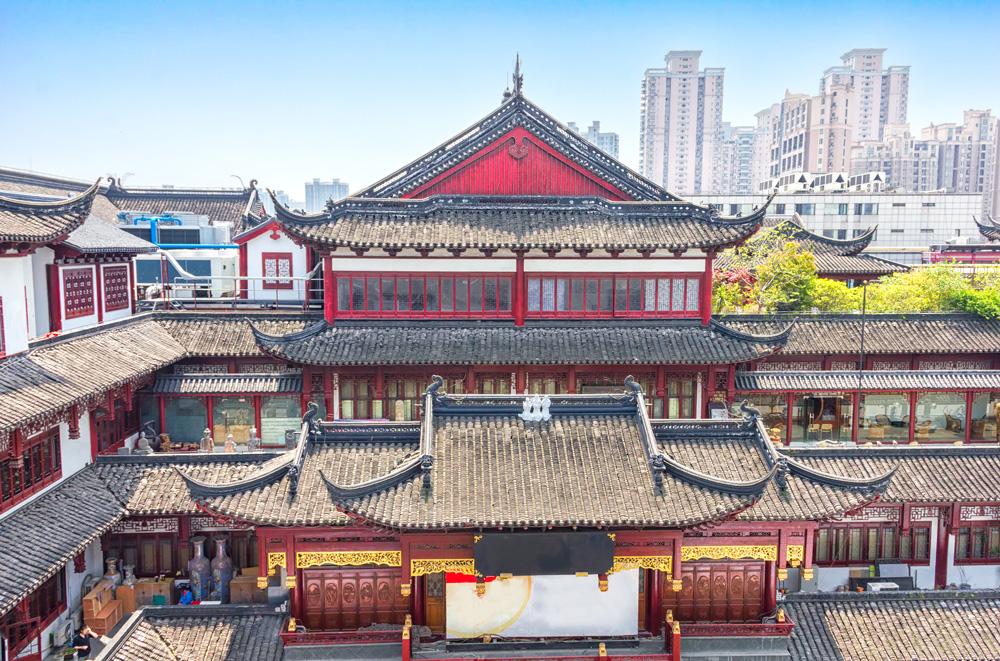 Viaggi individuali shanghai chinasia tour operator - Giardino del mandarino yu ...